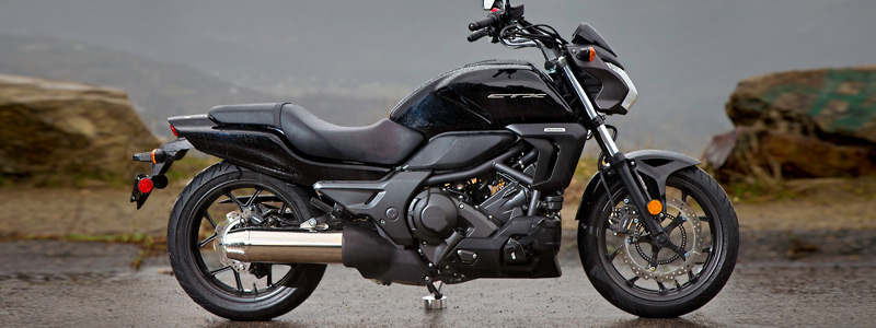 Обои мотоциклы Honda CTX700N - 2014 - Motorcycles wallpapers